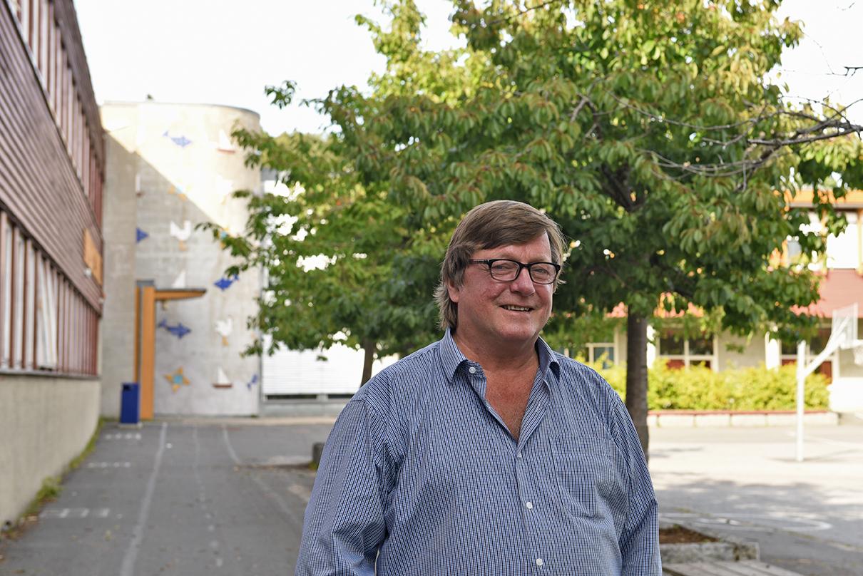 Med kjærlighet som drivkraft – møt Kjell Monsen, 64 år, listekandidat nr 3 for Frogn SV