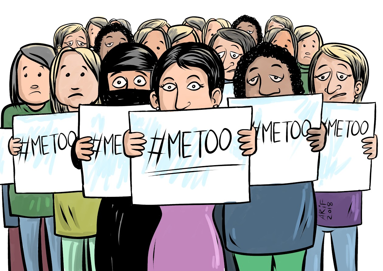 8. mars er dagen for #meetoo!